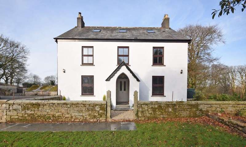 4 Bedrooms Detached House for sale in Bradford, Nr. Blisland, Cornwall, PL30