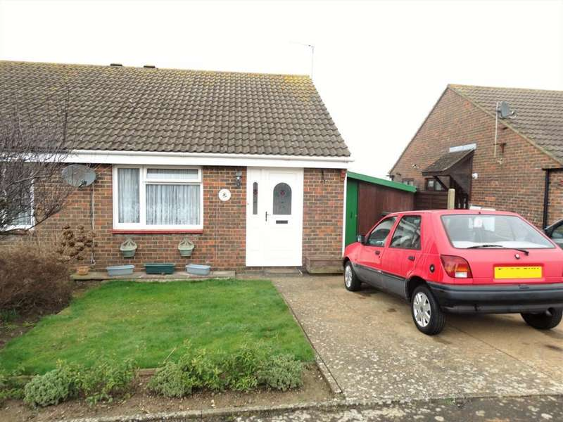2 Bedrooms Semi Detached Bungalow for sale in North Bersted, Bognor Regis