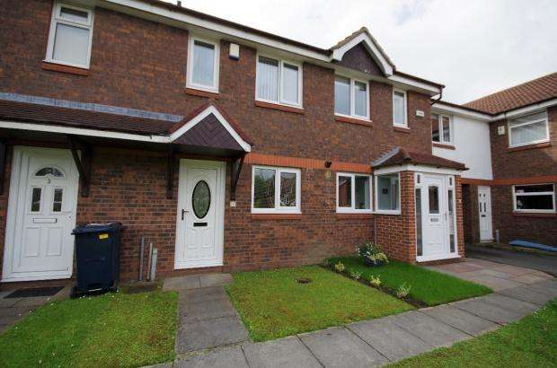 2 Bedrooms Terraced House for sale in Knightsbridge, Lakeside Village, SR3