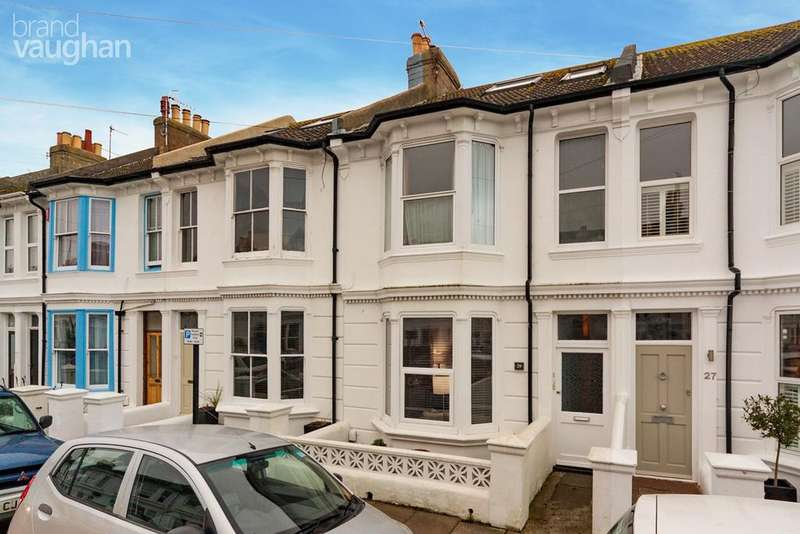 1 Bedroom Flat for sale in Connaught Terrace, Hove, BN3