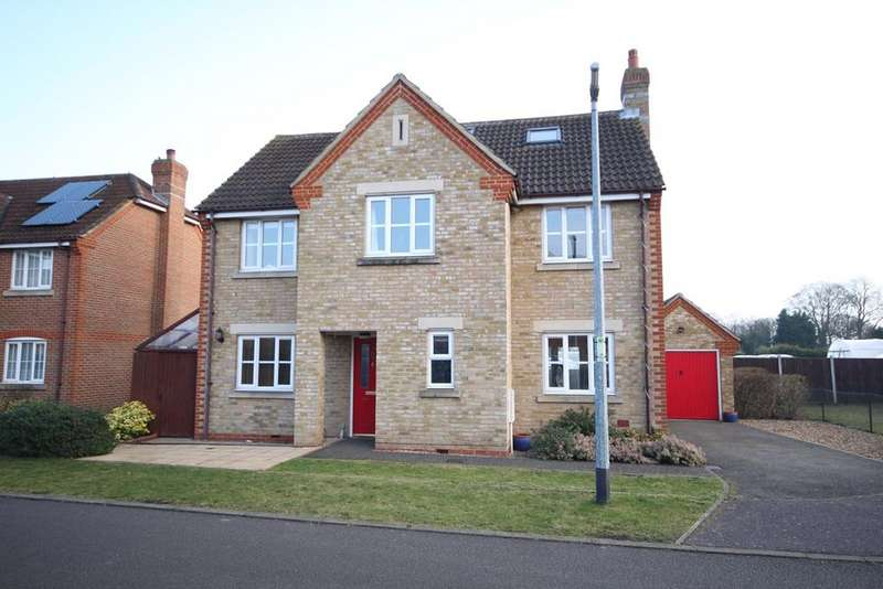 6 Bedrooms Detached House for sale in Pound Close, Upper Caldecote, Biggleswade, SG18
