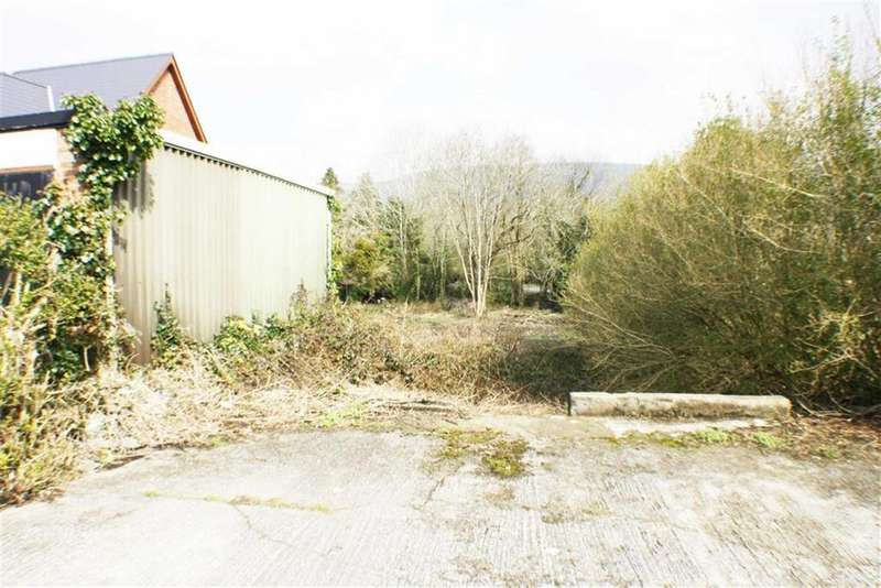 Land Commercial for sale in Belmont Terrace, Aberaman, Aberdare