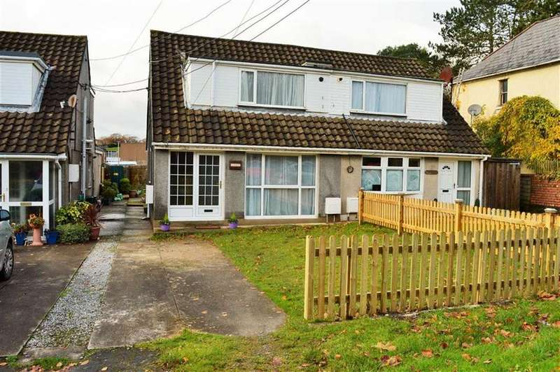 3 Bedrooms Semi Detached House for sale in Pontardulais Road, Gorseinon, SA4