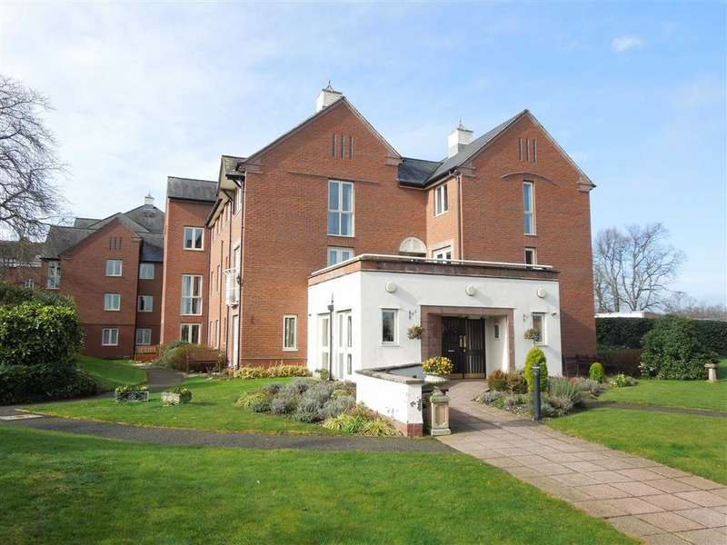 2 Bedrooms Apartment Flat for sale in 15, Pengwern Court, Shrewsbury, SY3