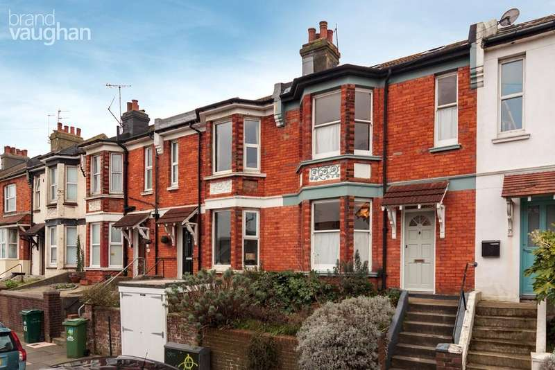 2 Bedrooms Terraced House for sale in Ewhurst Road, Brighton, BN2