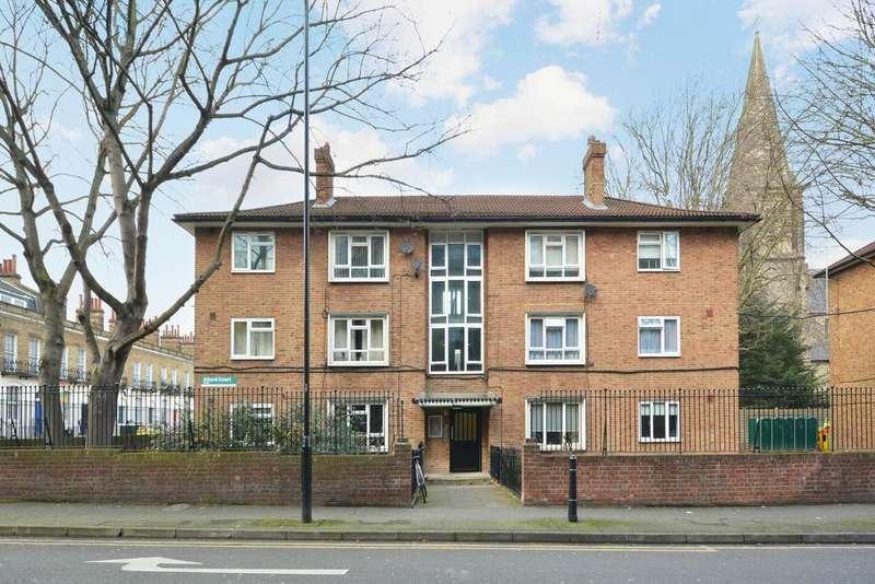 2 Bedrooms Flat for sale in Shepherdess Walk, Islington, London