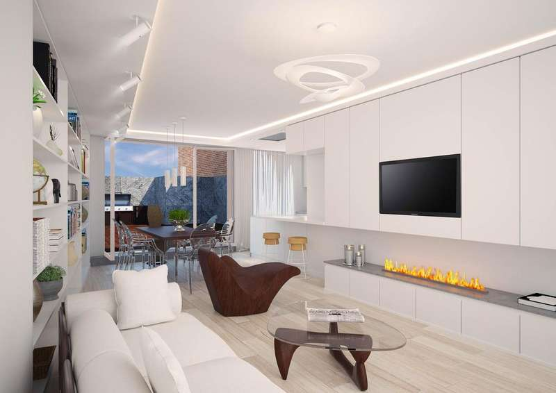 2 Bedrooms Flat for sale in Borough Mansions, Borough High Street, London