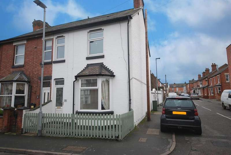2 Bedrooms End Of Terrace House for sale in Craven Street, Melton Mowbray