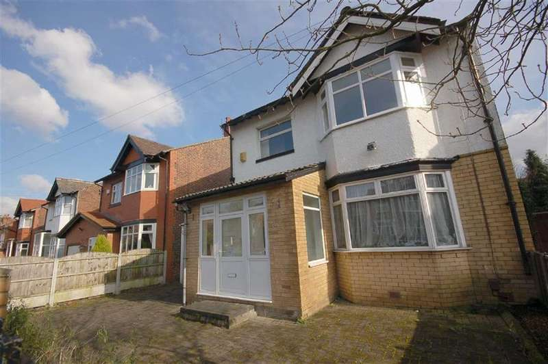 4 Bedrooms Detached House for rent in The Circuit, Didsbury, Manchester, M20