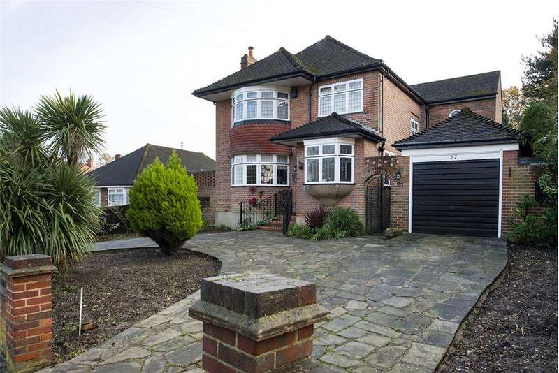4 Bedrooms House for sale in Friern Mount Drive Whetstone, London