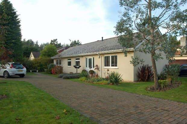 4 Bedrooms Detached Bungalow for sale in 1 Castleman Gardens Ashley Heath Ringwood BH24 2AY