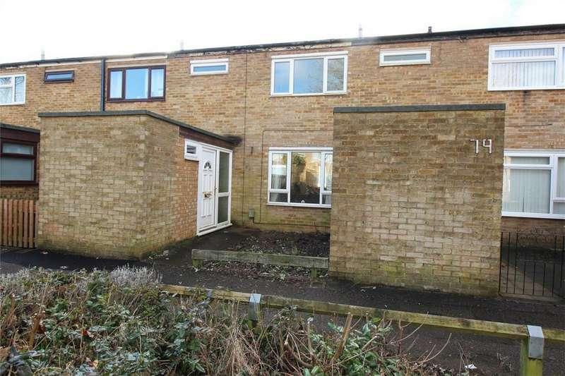 3 Bedrooms Terraced House for sale in Southwark Close, Stevenage, Hertfordshire