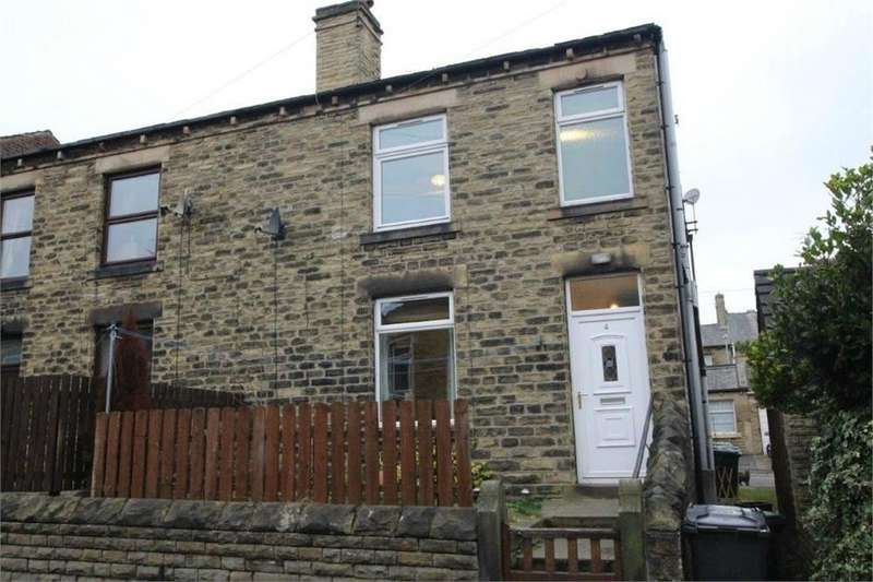 2 Bedrooms Detached House for sale in Melbourne Street, LIVERSEDGE, West Yorkshire