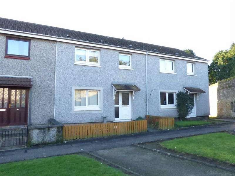 3 Bedrooms Terraced House for sale in Blalowan Gardens, Cupar, Fife