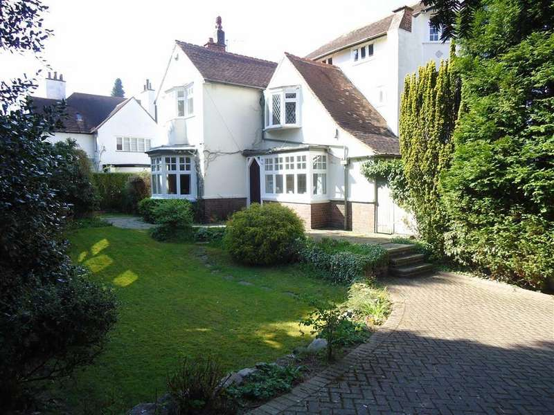 5 Bedrooms Detached House for rent in Knighton Rise, Leicester