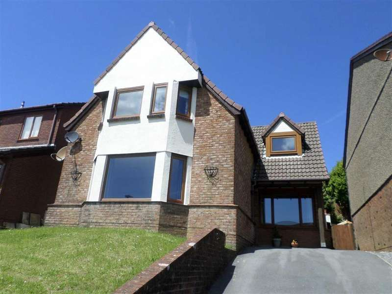 4 Bedrooms Detached House for sale in Rural Way, Swansea, SA2