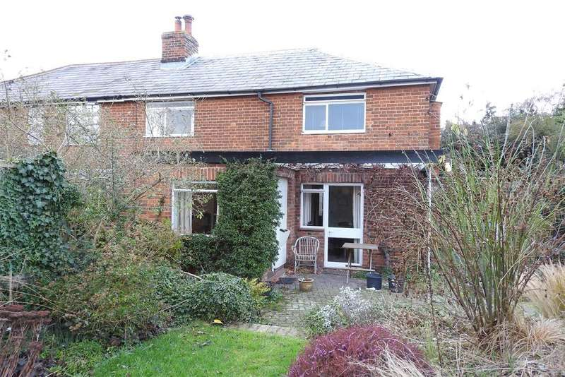 4 Bedrooms Semi Detached House for sale in Nounsley Road, Hatfield Peverel, Chelmsford