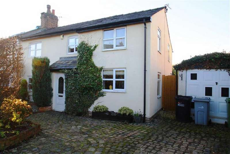 3 Bedrooms Semi Detached House for sale in Lacey Green, Wilmslow
