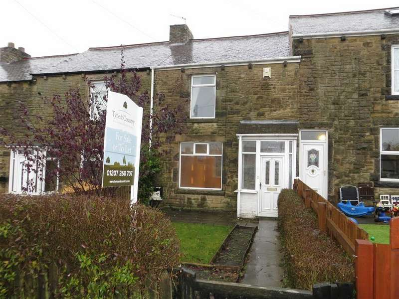 2 Bedrooms Terraced House for sale in Pont View, Consett, Co Durham