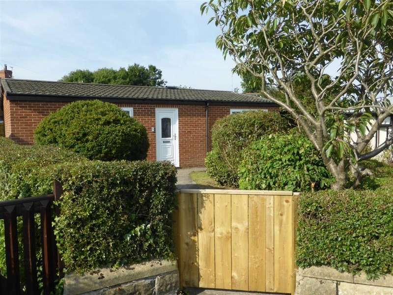 2 Bedrooms Detached Bungalow for sale in The Green, Rowlands Gill