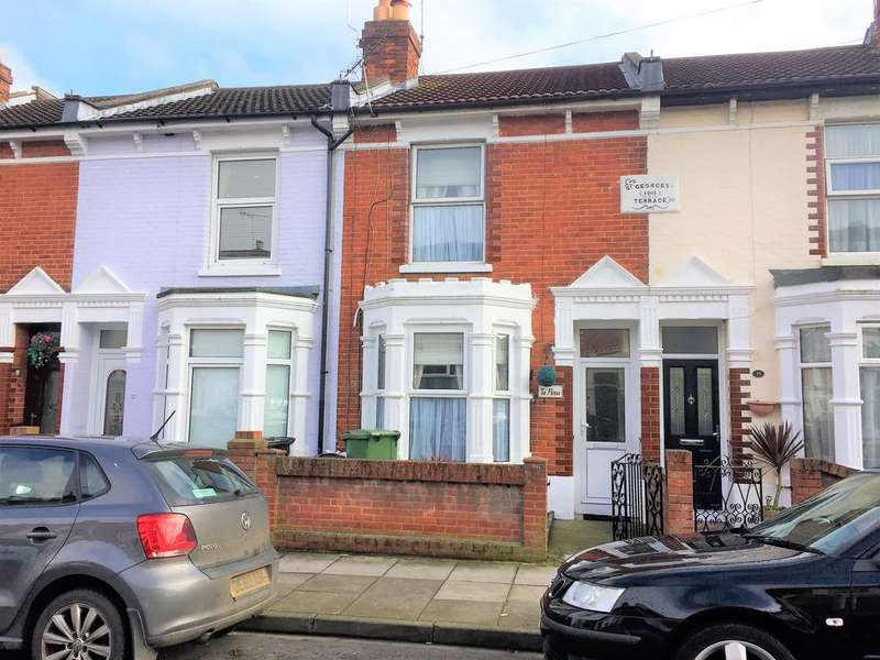 3 Bedrooms Terraced House for sale in Chasewater Avenue, Baffins, Portsmouth PO3