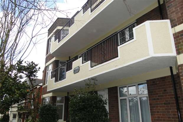 2 Bedrooms Flat for sale in Melrose Court, Penhill Road, Pontcanna, Cardiff