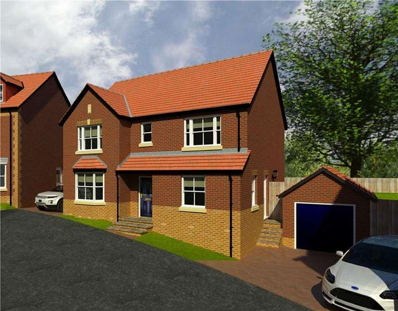 4 Bedrooms Detached House for sale in The Commodore Plot 12, Cwmbran, Torfaen