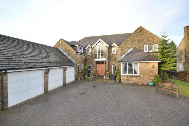 5 Bedrooms Detached House for sale in Wigton Lane, Alwoodley