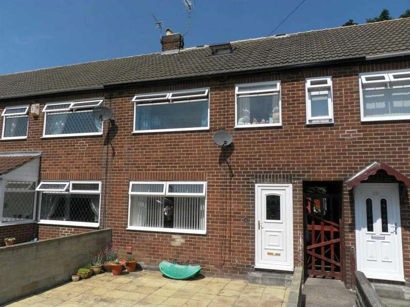 4 Bedrooms Terraced House for sale in St. Peg Close, Cleckheaton, BD19