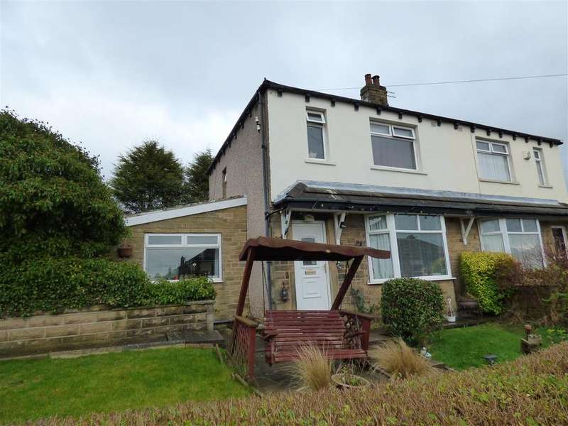 3 Bedrooms Semi Detached House for sale in 34 Woodlands Road, Gomersal