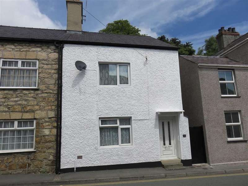 4 Bedrooms End Of Terrace House for sale in Wexham Street, Beaumaris, Anglesey