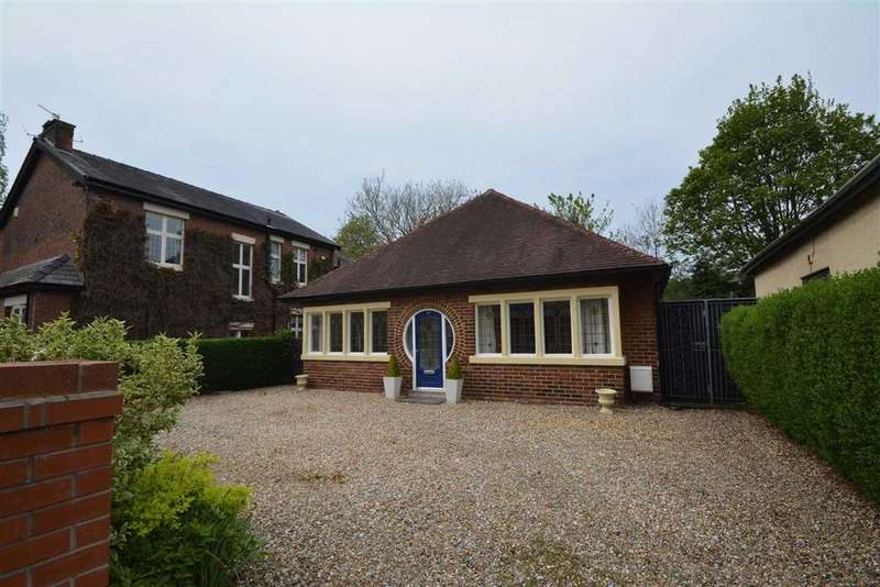 3 Bedrooms Detached Bungalow for sale in Victoria Road, Fulwood, Preston, PR2