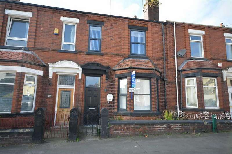5 Bedrooms Terraced House for sale in Earl Street, Swinley, Wigan, WN1