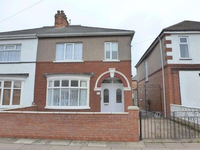 3 Bedrooms Semi Detached House for sale in Colin Avenue, Grimsby