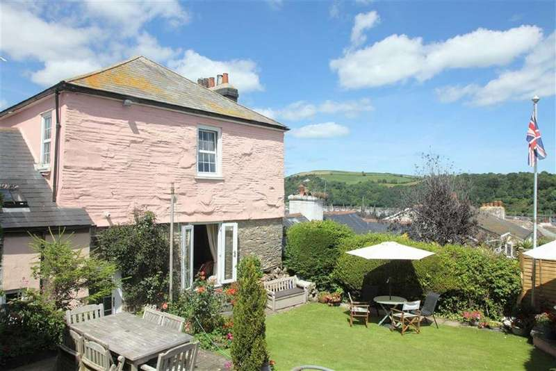 4 Bedrooms Detached House for sale in Crowthers Hill, Dartmouth, Devon, TQ6