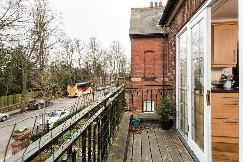 1 Bedroom Flat for sale in The Avenue, Clifton, York