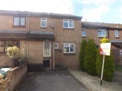 3 Bedrooms Terraced House for sale in Woodmans Close, Chipping Sodbury, Bristol, Gloucestershire