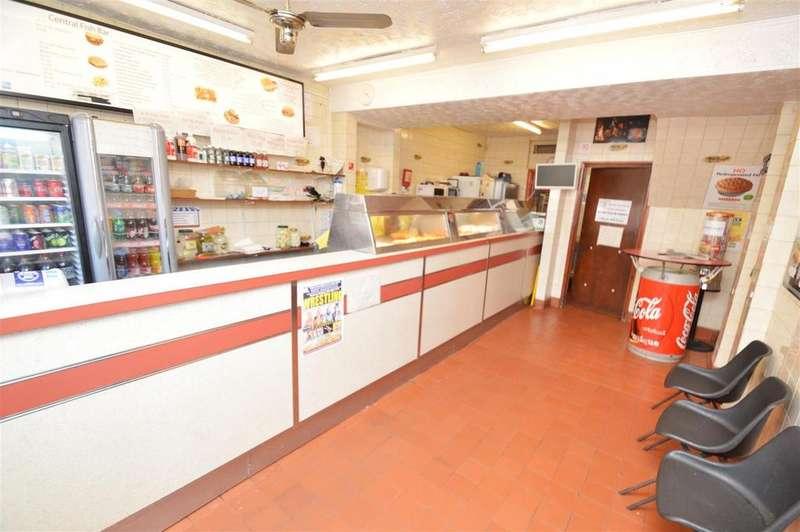 House for sale in Successful Fish and Chip Shop, Gillingham