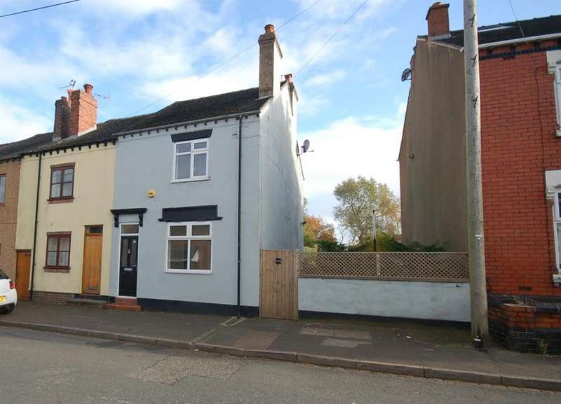 2 Bedrooms Town House for sale in High Street, Alsagers Bank