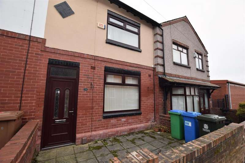 2 Bedrooms Terraced House for sale in Jubilee Road, Middleton