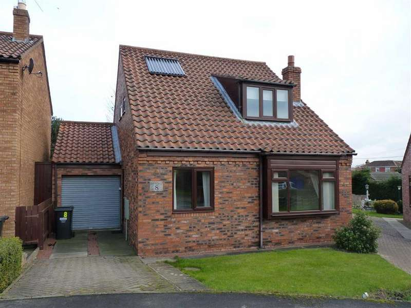 3 Bedrooms Detached House for sale in Pembury Mews, Brompton On Swale, North Yorkshire
