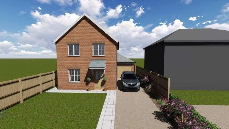3 Bedrooms Detached House for sale in Garnsgate Road, Long Sutton