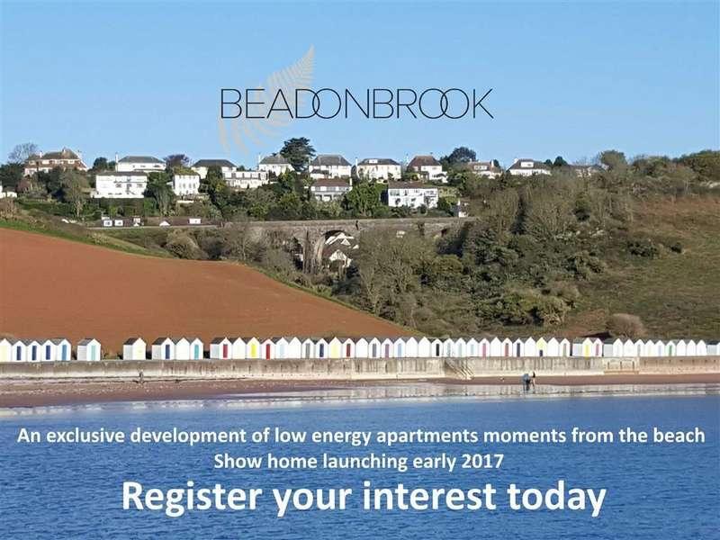 2 Bedrooms Apartment Flat for sale in Broad Reach, Broadsands, Churston, Devon, TQ4
