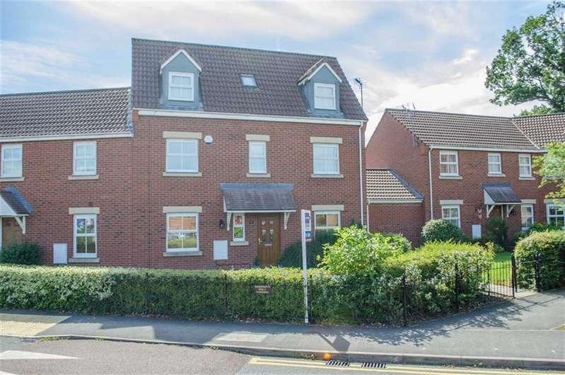 4 Bedrooms Town House for sale in Parc Y Coed, Ewloe, Flintshire, Ewloe, Flintshire