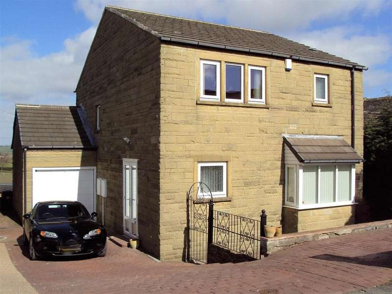 4 Bedrooms Detached House for sale in Top Road, Lower Cumberworth, Huddersfield, HD8 8PE