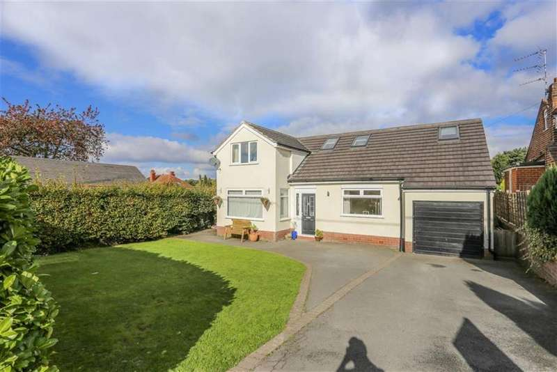 4 Bedrooms Detached House for sale in Townscliffe Lane, Marple Bridge, Cheshire