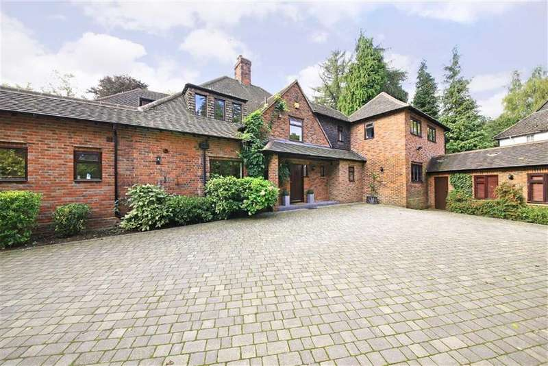 6 Bedrooms House for sale in Loom Place, Radlett, Hertfordshire