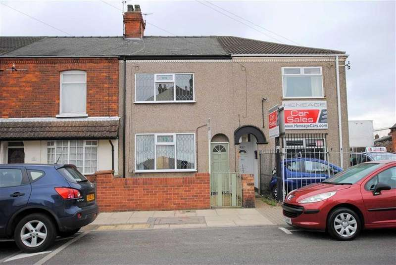 3 Bedrooms Terraced House for sale in Heneage Road, Grimsby, North East Lincolnshire