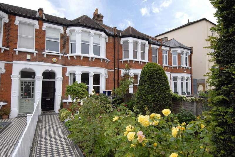 4 Bedrooms Terraced House for sale in Park Hall Road,West Dulwich