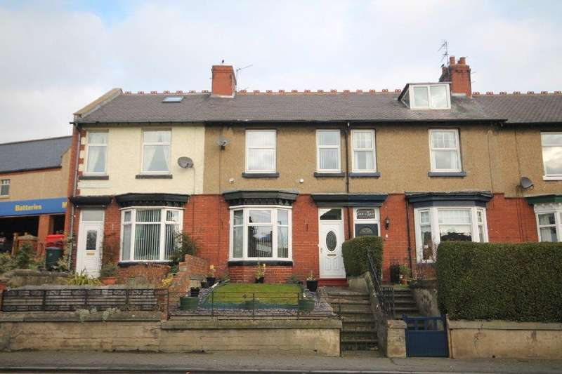 3 Bedrooms Terraced House for sale in St Andrews Road, Bishop Auckland